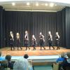 THESE IRISH DANCERS HAVE PERFORMED SEVERAL TIMES ON OUR STAGE AND THEY LOVE THE SOUND THEIR FEET MAKE ON THAT STAGE.