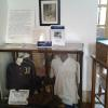 WALTER JOHNSON DISPLAY.  A VERY FAMOUS PROFESSIONAL BASEBALL PLAYER WHO GOT DISCOVERED RIGHT HERE IN WEISER
