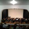WEISER YOUTH SYMPHONY PERFORMING ON THE STAGE OF THE AUDITORIUM APRIL 1, 2014